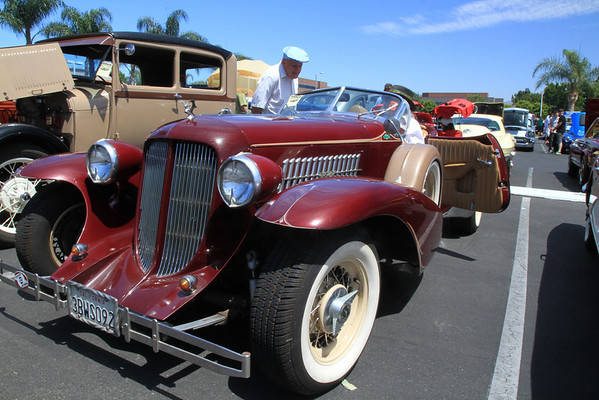 A Car Show In Orange 2010